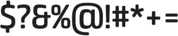 Neuron otf (600) Font OTHER CHARS