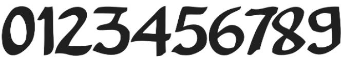 Nevatu otf (400) Font OTHER CHARS