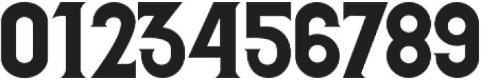 Never Old Regular otf (400) Font OTHER CHARS
