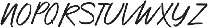 New Font Regular ttf (400) Font UPPERCASE