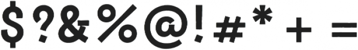 New Jonesy Latin Rough Script otf (400) Font OTHER CHARS