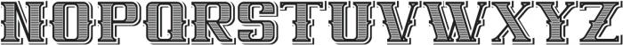 NewCastle TextureAndShadow otf (400) Font LOWERCASE