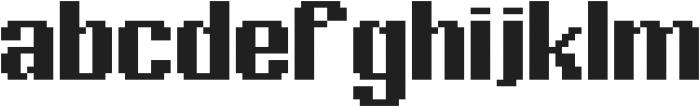 Newsgeek ttf (400) Font LOWERCASE