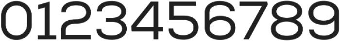 Nexa Regular ttf (400) Font OTHER CHARS