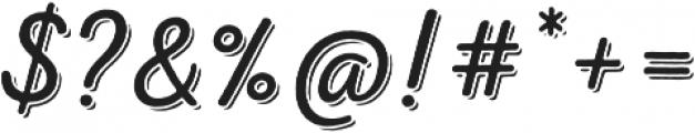 Nexa Rust Script L Shadow 00 otf (400) Font OTHER CHARS