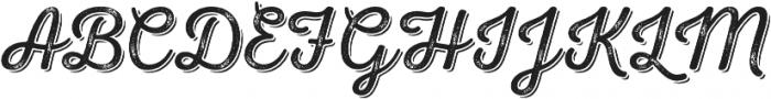 Nexa Rust Script L Shadow 02 otf (400) Font UPPERCASE
