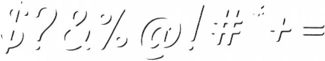Nexa Rust Script L Shadow otf (400) Font OTHER CHARS