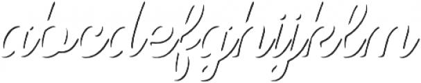 Nexa Rust Script L Shadow otf (400) Font LOWERCASE