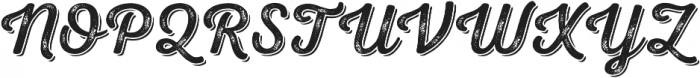 Nexa Rust Script R Shadow 02 otf (400) Font UPPERCASE