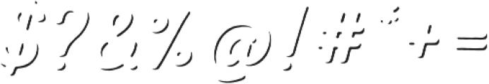 Nexa Rust Script R Shadow otf (400) Font OTHER CHARS