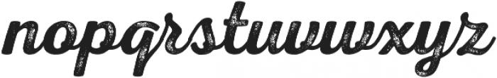 Nexa Rust Script S 02 otf (400) Font LOWERCASE