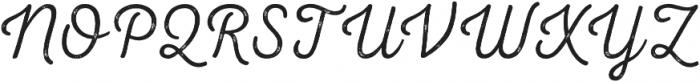 Nexa Rust Script T 01 otf (400) Font UPPERCASE