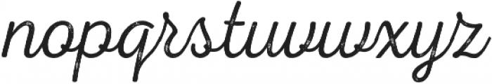 Nexa Rust Script T 01 otf (400) Font LOWERCASE