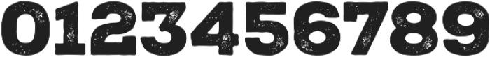 Nexa Rust Slab Black 01 otf (900) Font OTHER CHARS