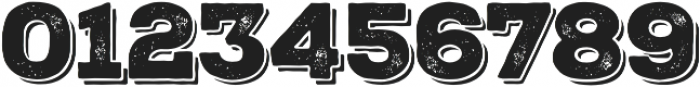 Nexa Rust Slab Black Shadow 01 otf (900) Font OTHER CHARS