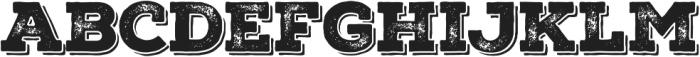 Nexa Rust Slab Black Shadow 02 otf (900) Font LOWERCASE