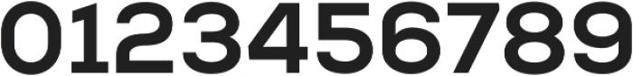 Nexa XBold ttf (700) Font OTHER CHARS