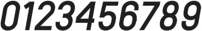neuron Semi Bold Italic ttf (600) Font OTHER CHARS