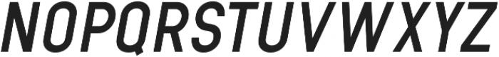 neuron Semi Bold Italic ttf (600) Font UPPERCASE
