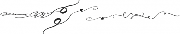 new ornaments otf (400) Font LOWERCASE