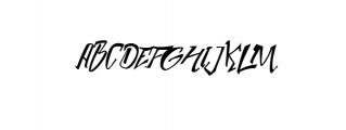 Neptern Harbour 3 Font Multipurpose Font UPPERCASE