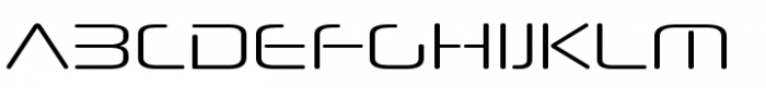 Neuropol Nova Light Font UPPERCASE