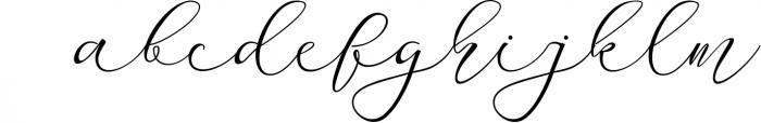 NEW YEAR BUNDEL 11 Font LOWERCASE
