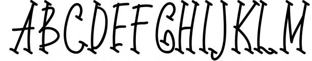 NEW YEAR BUNDEL 14 Font UPPERCASE
