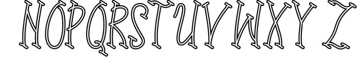 NEW YEAR BUNDEL 15 Font UPPERCASE