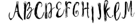 NEW YEAR BUNDEL 19 Font UPPERCASE