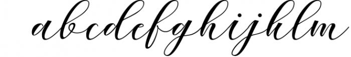 NEW YEAR BUNDEL 2 Font LOWERCASE