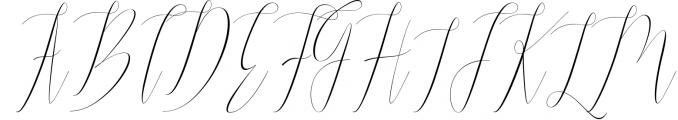 NEW YEAR BUNDEL 6 Font UPPERCASE