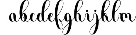 NEW YEAR BUNDEL Font LOWERCASE