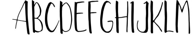 Nefalin Yummy Script Font Font UPPERCASE