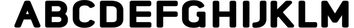 Neptune Typeface 1 Font UPPERCASE
