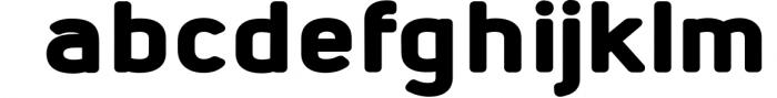 Neptune Typeface 1 Font LOWERCASE