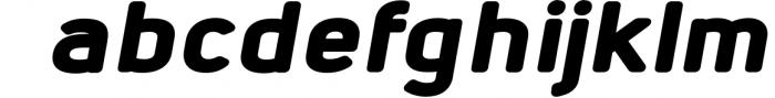 Neptune Typeface 2 Font LOWERCASE
