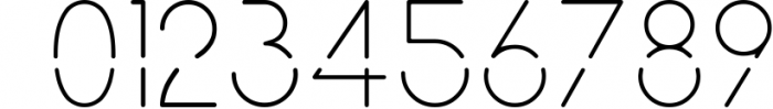Neuron Spatial Typeface 6 Weights 4 Font OTHER CHARS