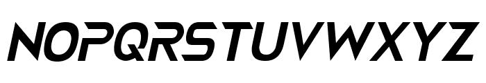 NEOTERIQUE Italic Font LOWERCASE