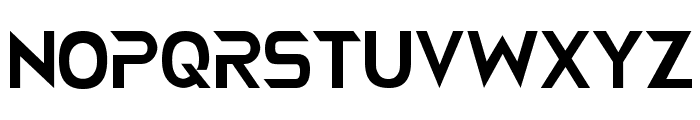 NEOTERIQUE Font UPPERCASE