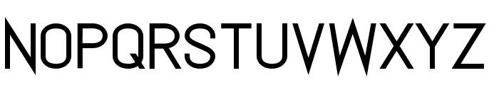 NEUTRON Font LOWERCASE