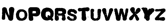 NEUVO-SELLO Font UPPERCASE