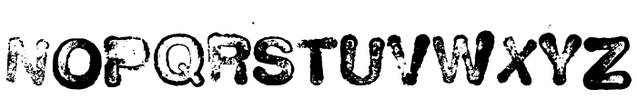 NEUVO-SELLO Font LOWERCASE