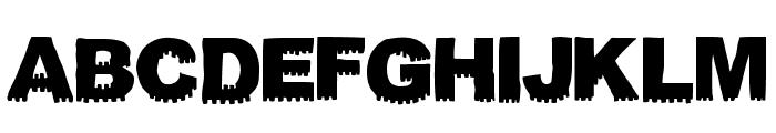 NEVERLAND Font UPPERCASE