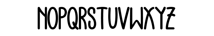 NEW STUDENT Font UPPERCASE