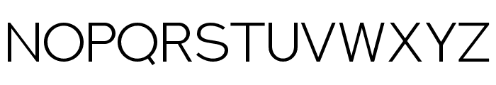 NEXTART-Light Font UPPERCASE