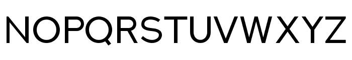 NEXTART-Regular Font UPPERCASE