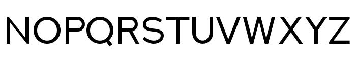 NEXTART-Regular Font LOWERCASE