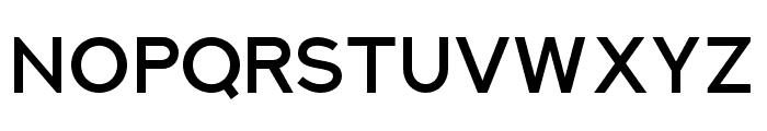 NEXTART-SemiBold Font LOWERCASE