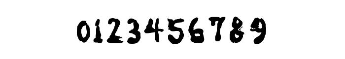 Nebulus Font OTHER CHARS